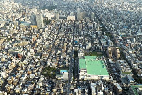 Japan, Tokyo, Cityscape, Houses - HLF000691