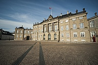 Denmark, Copenhagen, Amalienborg Castle - PAF000761