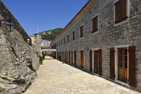 Montenegro, Crna Gora, Castle of Budva - ES001343