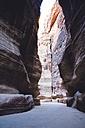 Jordan, Siq, Path to Petra - FLF000490