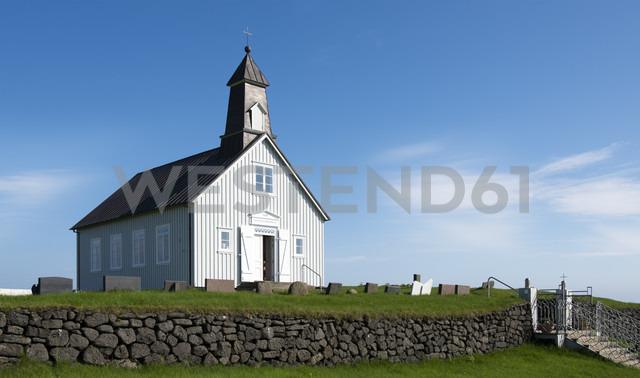 Iceland, Selvogur, Strandarkirkja, Church - MKF000097