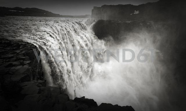 Iceland, Dettifoss Waterfall - MKF000102