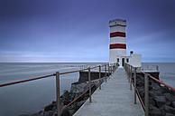 Iceland, Reykjanes Lighthouse near Gardur - MKF000105