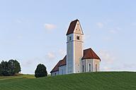 Germany, Bavaria, pilgrimage church St. Florian in Greimelberg - SIEF005829