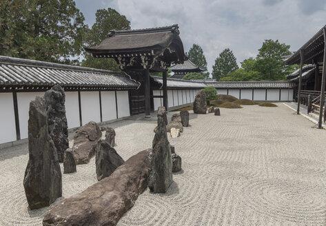 Japan, Kyoto, Tofoku-ji Temple, Hojo Hasso Zen Garden - HL000709