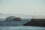 Spain, Andalusia, Tarifa, Harbour, ferry - KB000130