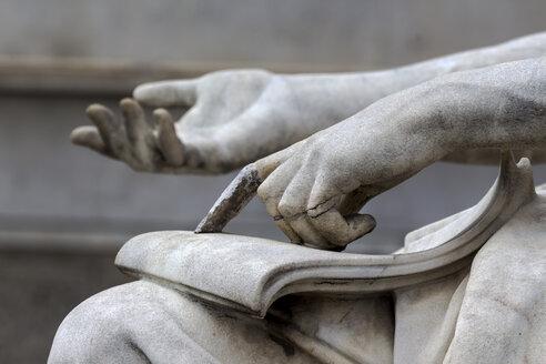 Austria, Vienna, part of a statue - EJWF000486