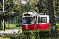 Austria, Vienna, view to driving school tramway - EJW000520