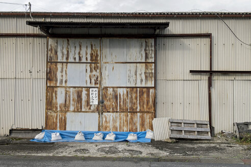Japan, Shigaraki, Old storehouse - HLF000716
