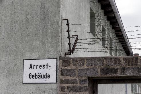 Austria, Mauthausen concentration camp, arrest building - EJW000552