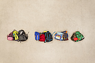 Colorful school bags - BAEF000775