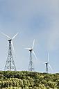 Spain, Andalusia, Tarifa, Wind farm - KBF000156