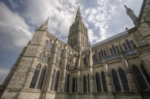 United Kingdom, England, Wiltshire, Salisbury, Salisbury Cathedral - ZC000149