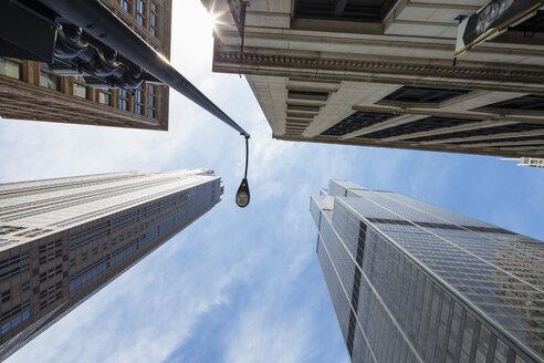 USA, Illinois, Chicago, skyscrapers - FOF007157