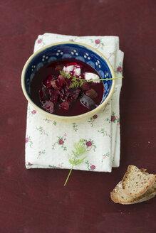 Borscht in a bowl - MYF000542