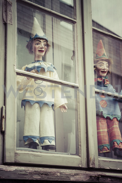 Germany, Lubeck, Luebeck Museum of Theatre Puppets - KRP001047