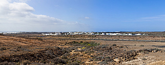 Spain, Canary Islands, Lanzarote, Costa Teguise - AMF002793