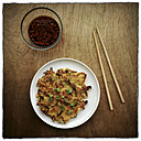 Korean mungo bean pancakes - EVGF000857