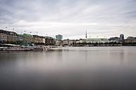 Germany, Hamburg, Inner Alster Lake - RJ000267