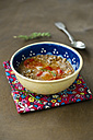 Lentil soup with tomato and onion - MYF000546