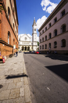 Germany, Bavaria, Munich, Altstadt-Lehel, Toy Museum in the old Townhall tower - THAF000591