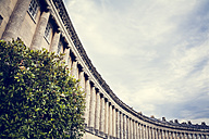 United Kingdom, England, Somerset, Bath, Royal Crescent - DISF001000