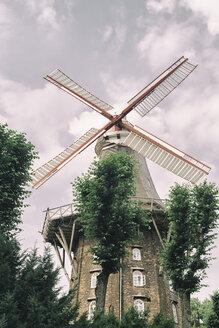 Germany, Bremen,Am Wall Windmill - KRPF001082