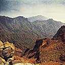 Spain, Canary Islands, La Palma, Caldera de Taburiente National Park - DWIF000201