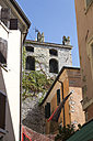 Italy, Lake Garda, houses in Garda - SARF000827