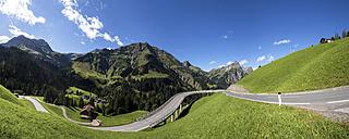 Austria, Vorarlberg, Hochtannberg Mountain Pass near Schroecken - STSF000500