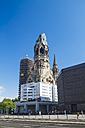 Germany, Berlin, Charlottenburg, Breitscheidplatz, Kaiser Wilhelm Memorial Church - KRP001114