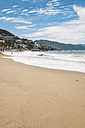 Mexico, Jalisco, Puerto Vallarta, view to Los Muertos Beach - ABAF001481