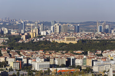 Turkey, Ankara, View of the city - SIEF005926