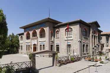 Turkey, Ankara, Museum of the republic - SIE005934