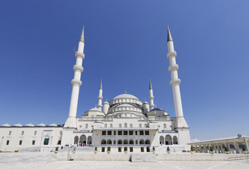 Turkey, Ankara, Kocatepe mosque - SIEF005937