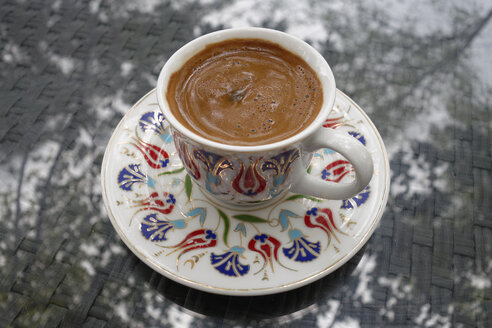 Turkey, Cup of Turkish coffee - SIEF005982