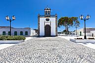 Spain, Canary Islands, Lanzarote, Church Santo Cristo de las Aguas - AMF002844