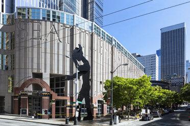 USA, Washington State, Seattle, Seattle Art Museum - FO007184
