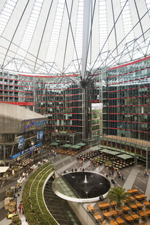 Germany, Berlin, Potsdamer Platz, Sony Center - TK000379