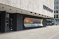 Germany, Berlin, entrance and part of facade of Deutsche Oper - WI001084