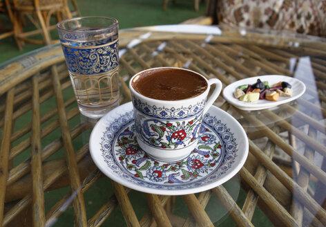 Cup of Turkish coffee - SIEF006029