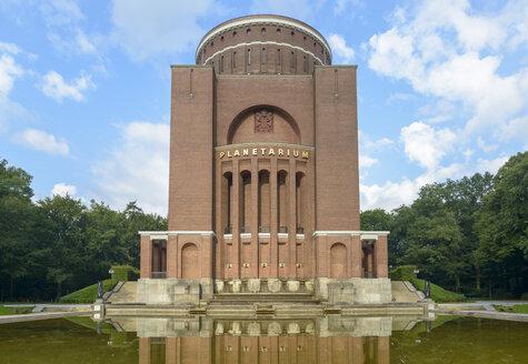 Germany, Hamburg, Planetarium - RJ000294
