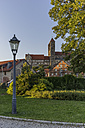 Germany, Saxony-Anhalt, Quedlinburg, Quedlinburg Abbey - PVCF000111