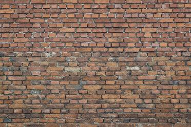 Part of a brick wall - OPF000009