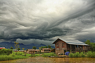 Myanmar, settlement at Lake Inle - DSGF000344