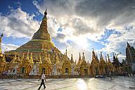 Myanmar, Yangon, Shwedagon Paya - DSG000360