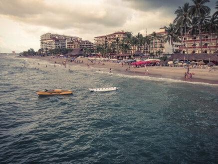 Los Muertos Beach, Puerto Vallarta, Mexico - ABAF001505