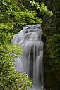 Spain, Ordesa National Park, waterfall of Arazas River - DSGF000393