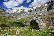 Spain, Ordesa National Park, rock formation - DSGF000405