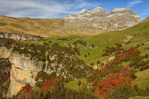 Spain, Ordesa National Park, Monte Perdido massif - DSGF000437